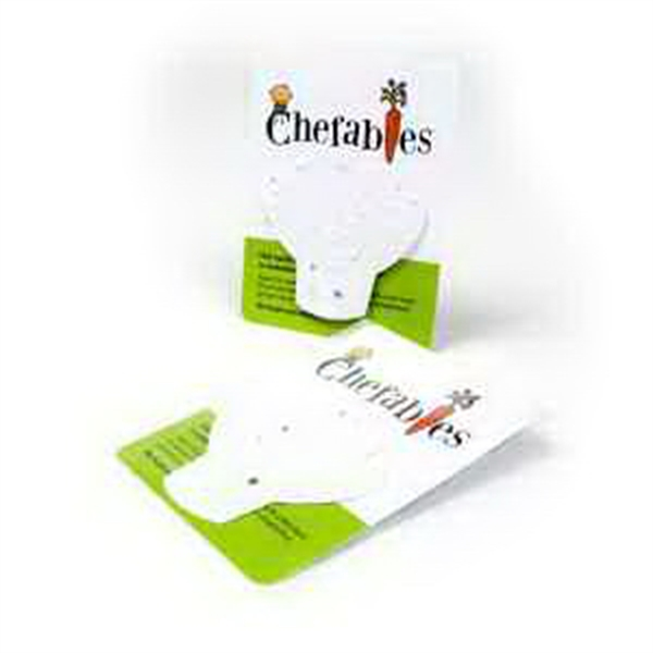 Chef's Hat Mini Gift Pack With Seed Paper