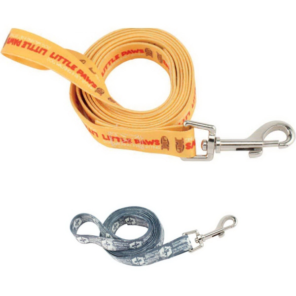 Fine Print Pet Leash