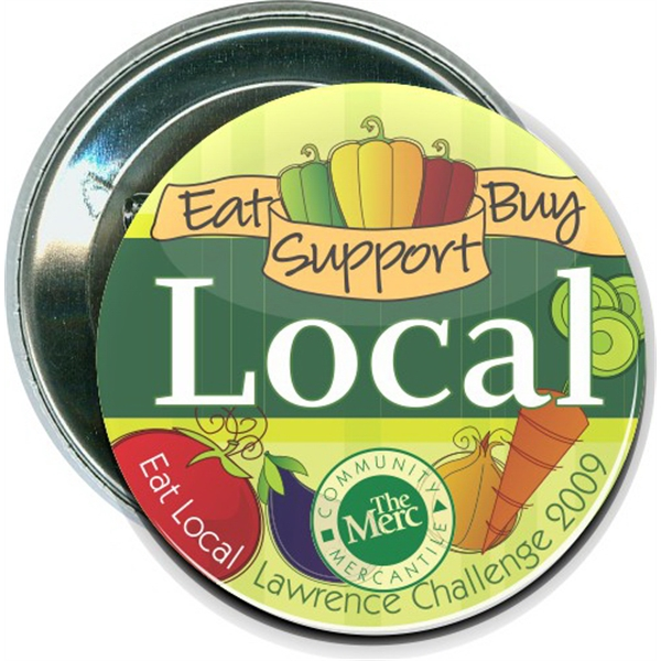 Eat Support Buy Local, Event Button