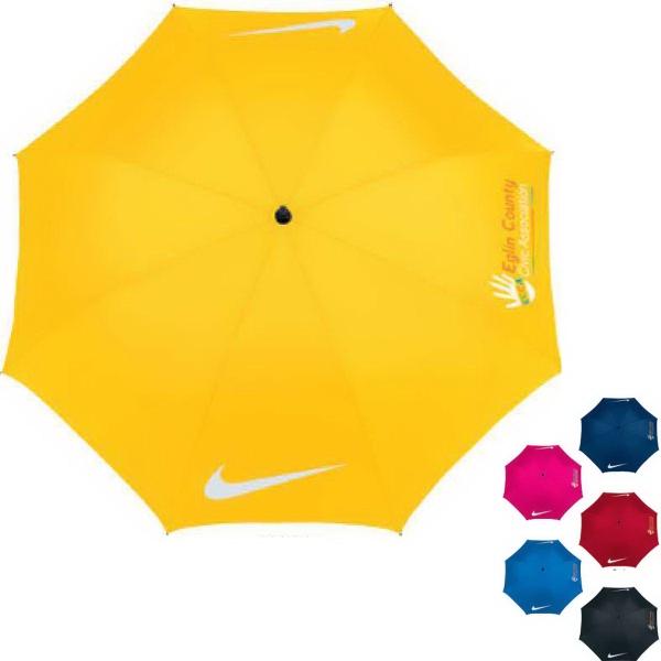 "Nike (R) 62"" Windproof Golf Umbrella"