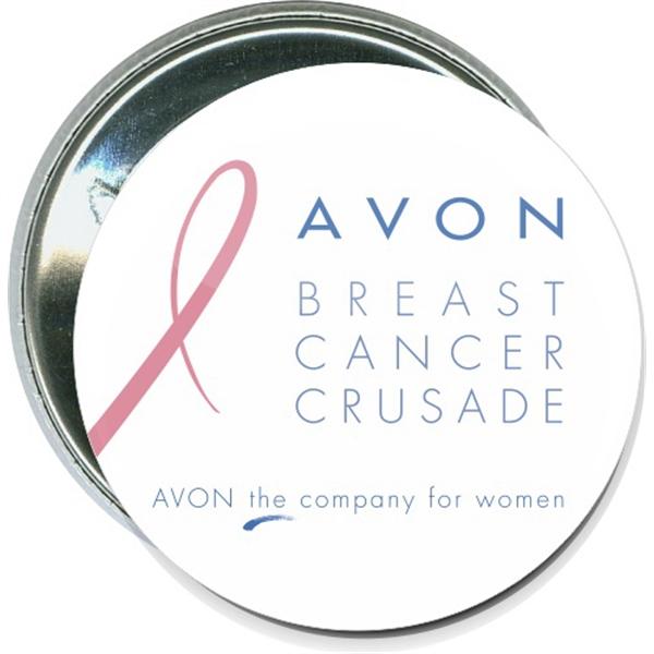 Avon, Breast Cancer Crusade, Awareness Button