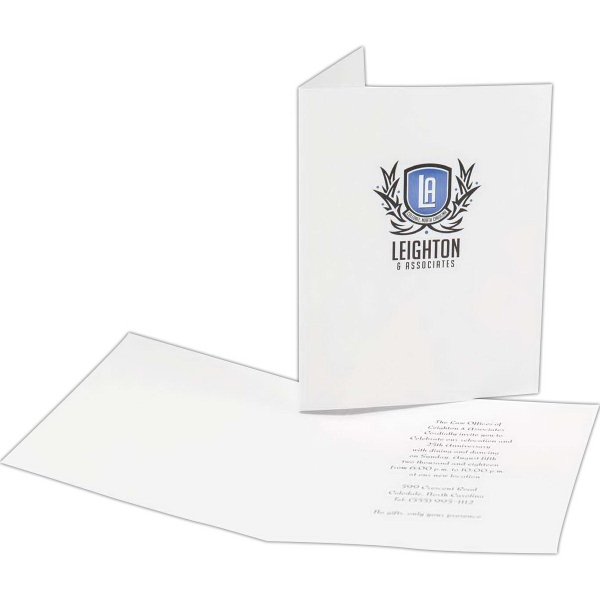 Announcements - standard vellum cards