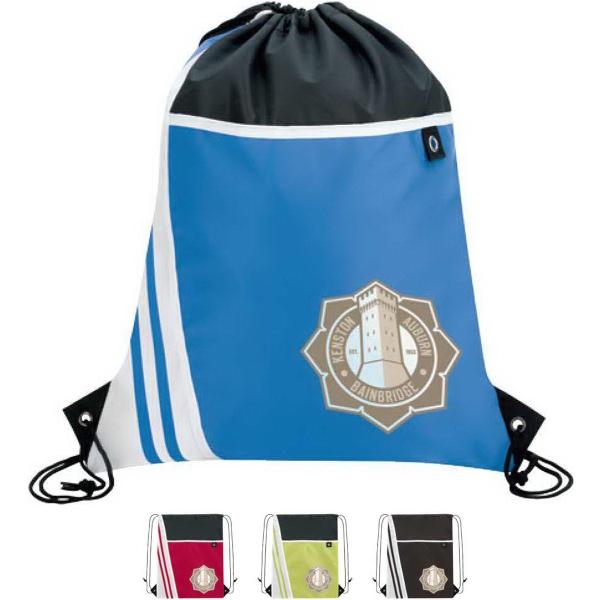 Winners Take All Drawstring Backpack