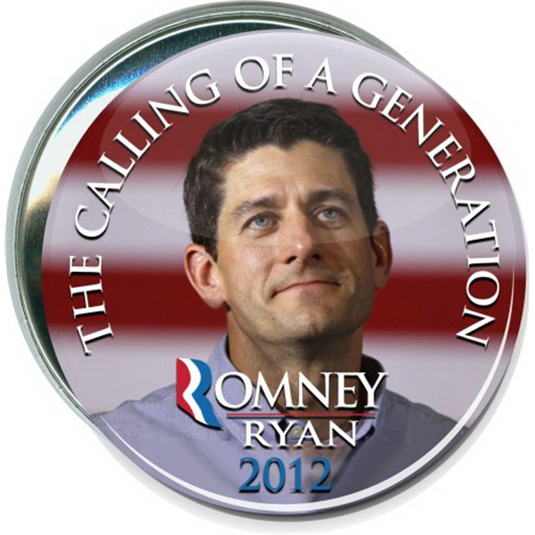 Paul Ryan, The Calling of a Generation, Political Button