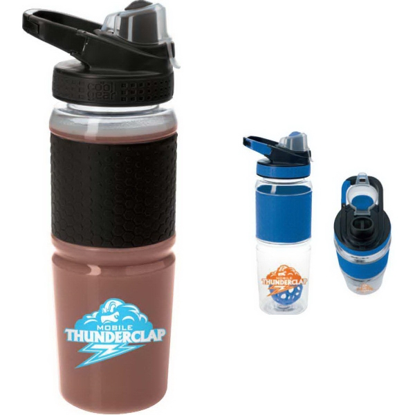 Cool Gear (R) Shaker Bottle - 24 oz