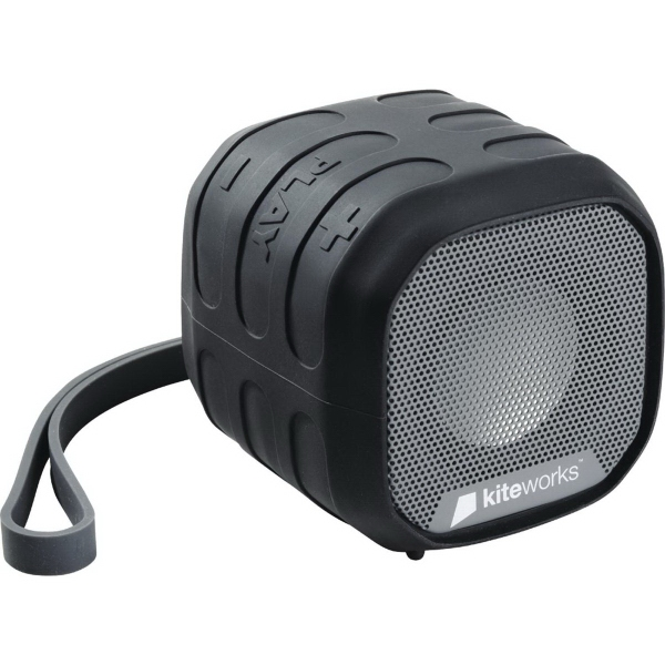 High Sierra (R) Grizzly Outdoor NFC Bluetooth Speaker