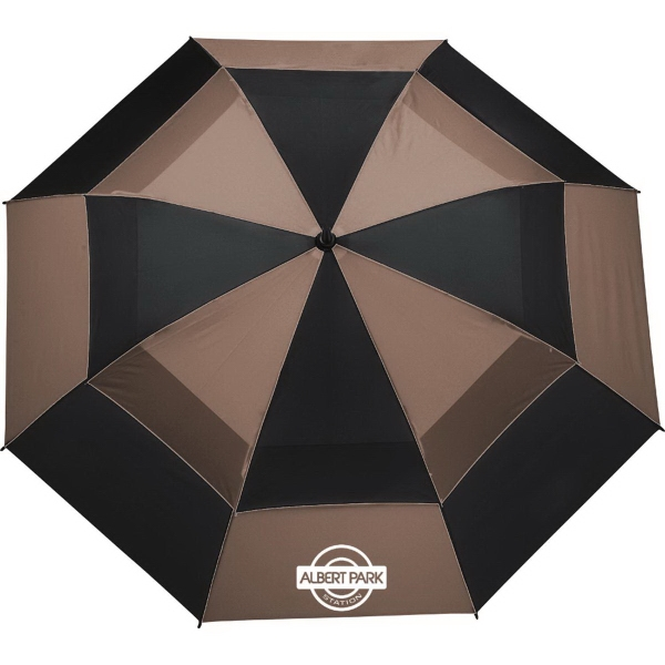 "62"" totes (R) Auto Open Vented Golf Umbrella"