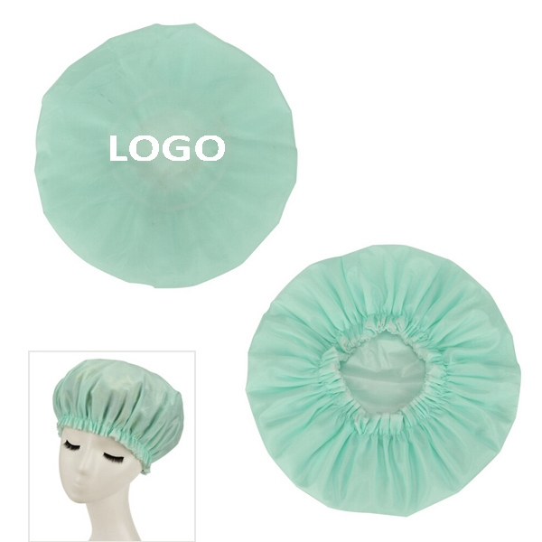 Polyester Shower Cap