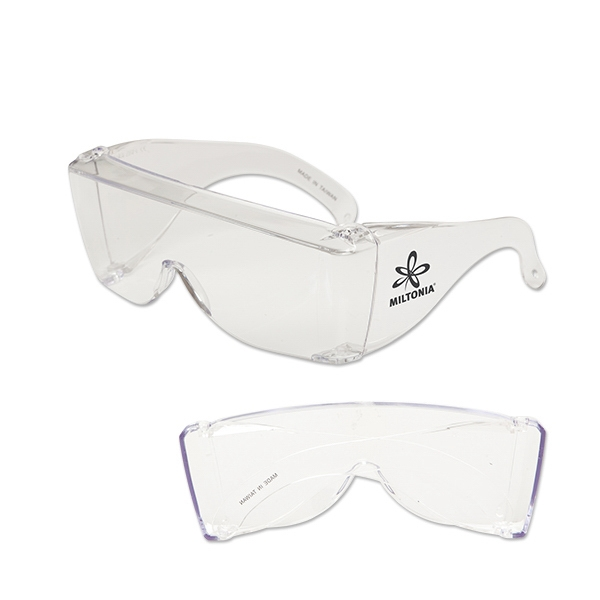 Novelty Wrap-Around Safety Glasses