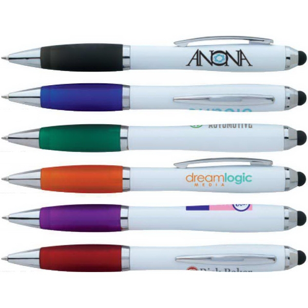 Ion White Stylus Pen