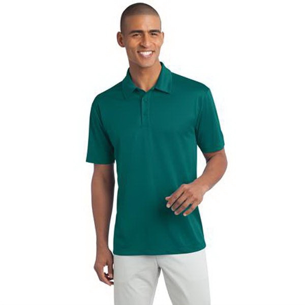 Port Authority Tall Silk Touch Performance Polo. - Port Authority Tall Silk Touch Performance Polo.