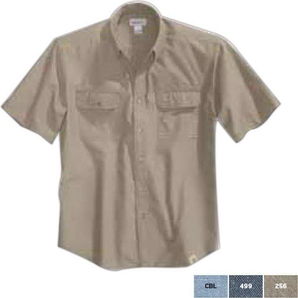 Fort Solid Short-Sleeve Shirt