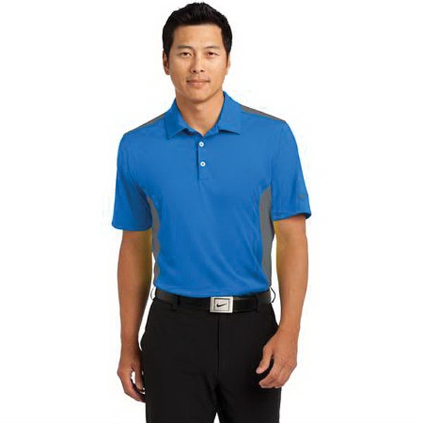 Nike Golf Dri-FIT Engineered Mesh Polo. - Nike Golf Dri-FIT Engineered Mesh Polo.