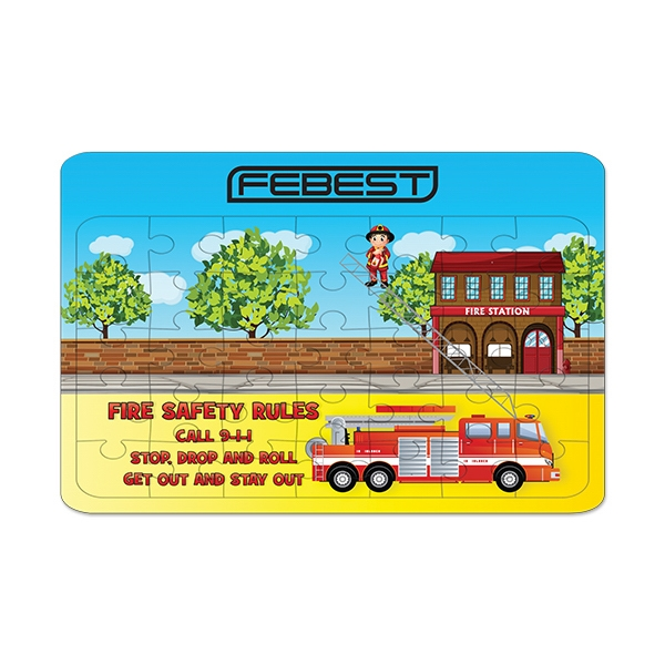 Fire Department Jigsaw Puzzle
