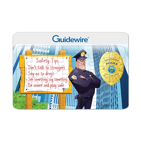 Police Jigsaw Puzzle