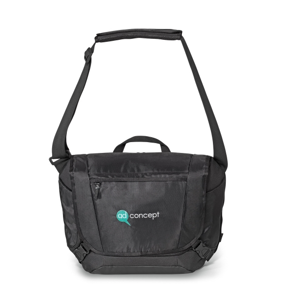 Life in Motion (TM) Peak Computer Messenger Bag