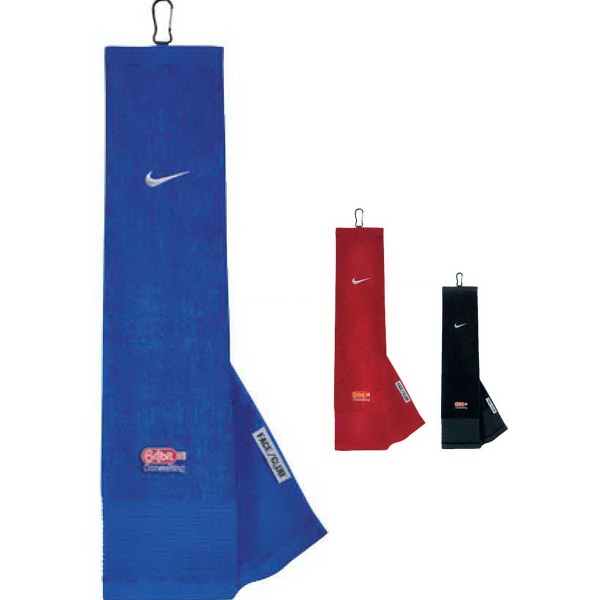 Nike (R) Trifold Towel