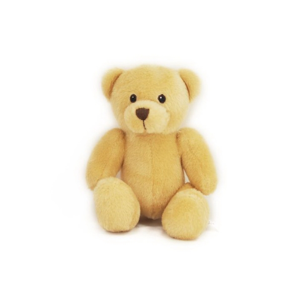 "6"" Tan Honey Bear"