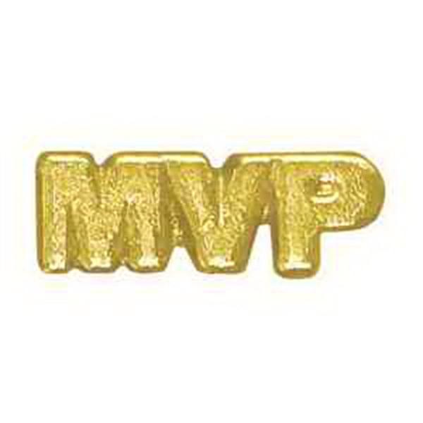 Chenille Pin MVP