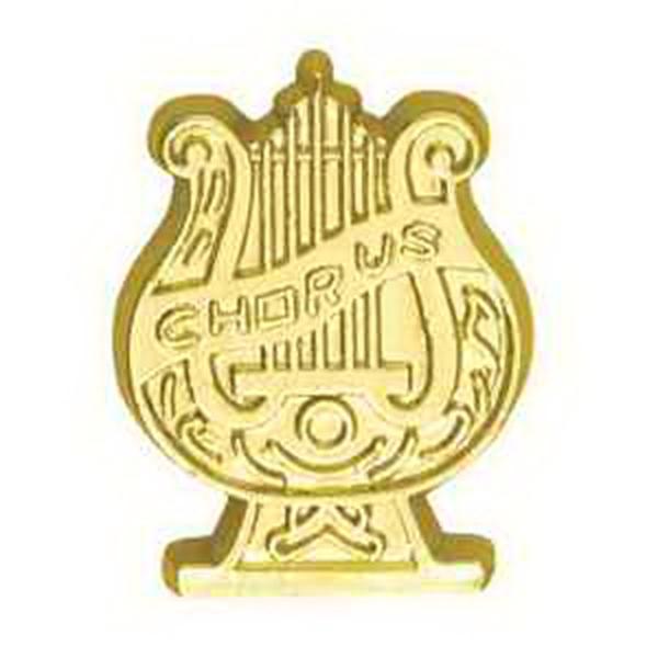 Chenille Pin CHORUS
