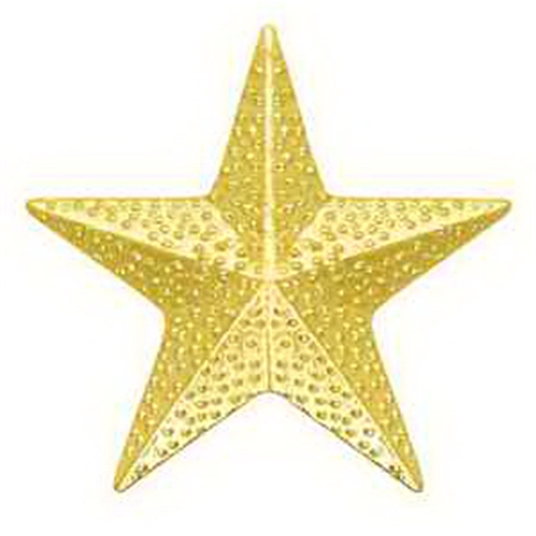 Chenille Pin STAR