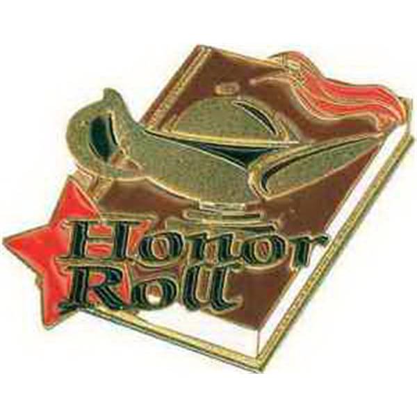 "1 1/4"" HONOR ROLL Lapel Pin"
