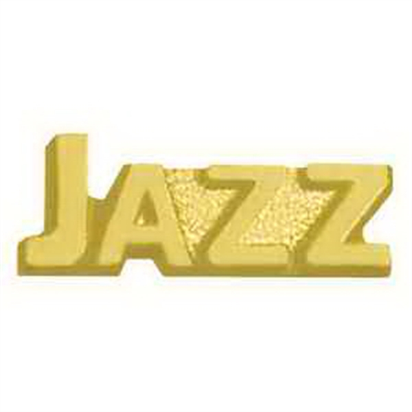 Chenille Pin JAZZ