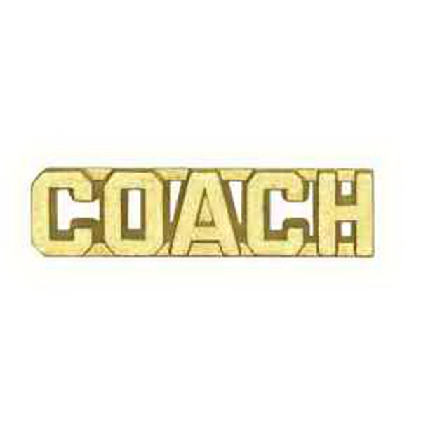 Chenille Pin COACH