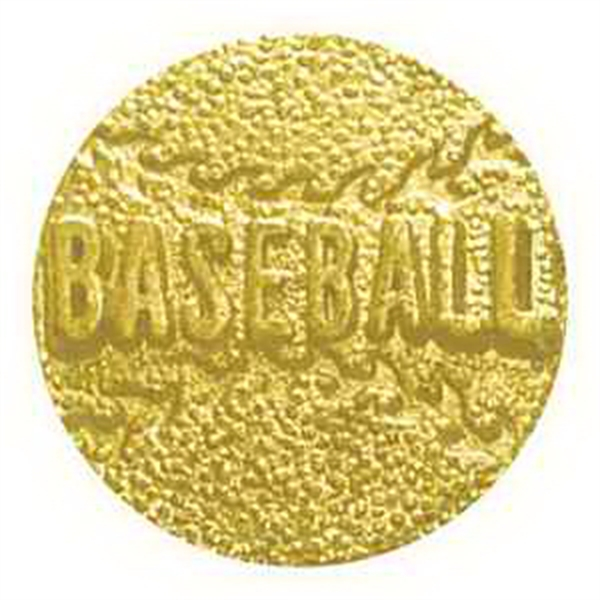Chenille Pin BASEBALL