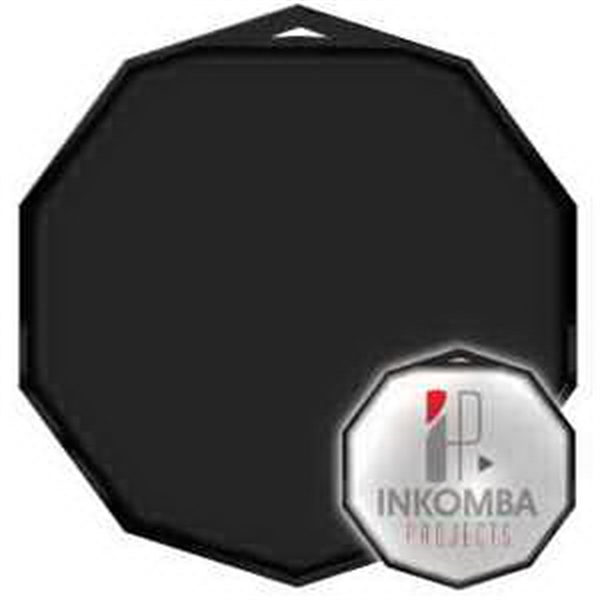 "2"" Vibraprint Custom Decagon Medal (6 DAYS)"