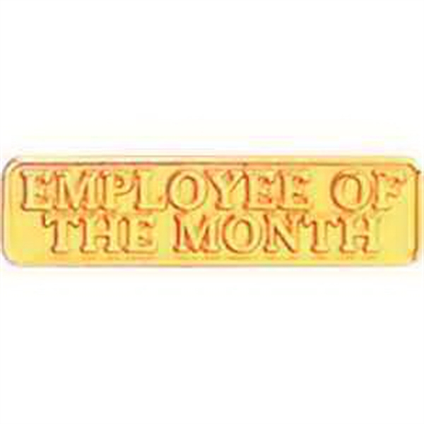 Service Lapel Pin EMPLOYEE OF THE MONTH