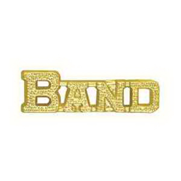 Chenille Pin BAND