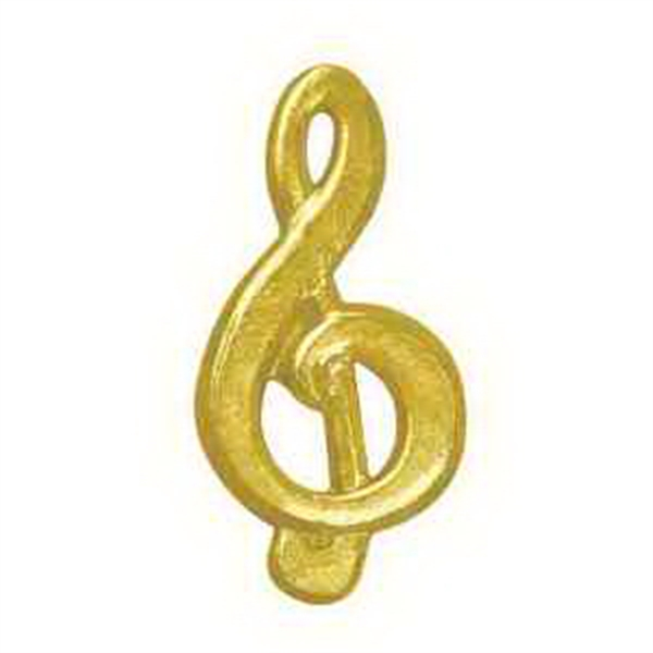 Chenille Pin MUSIC SYMBOL
