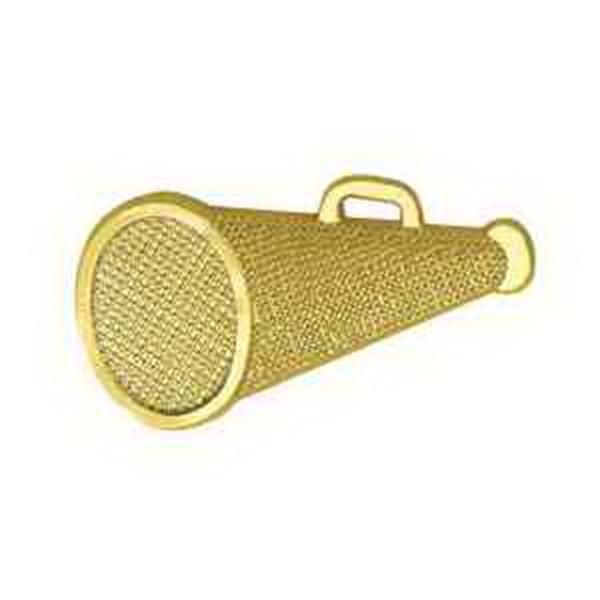 Chenille Pin MEGAPHONE
