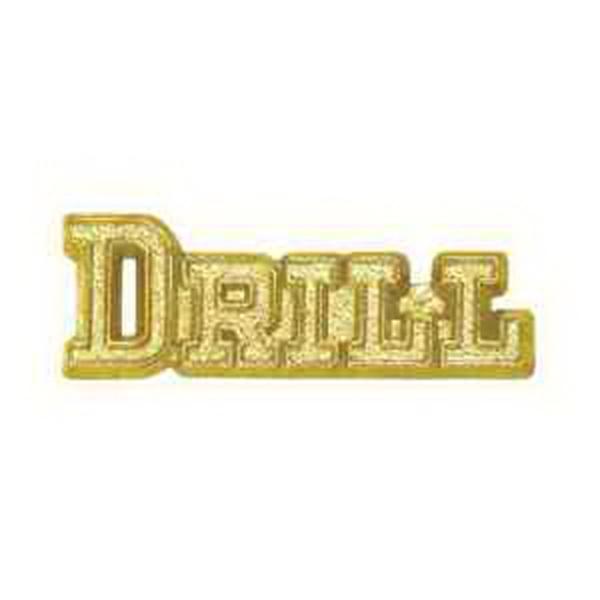 Chenille Pin DRILL