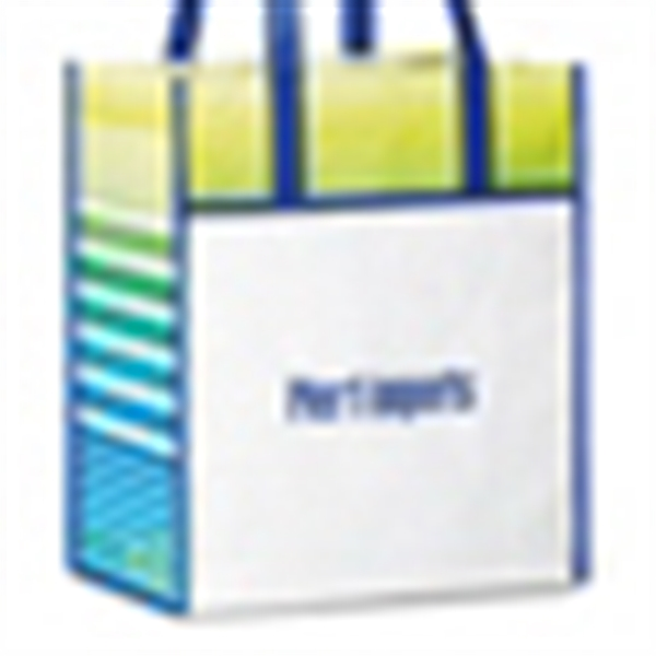 Horizons Laminated Shopper