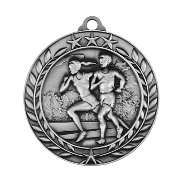 1 3/4'' CROSS COUNTRY MEDAL (S)