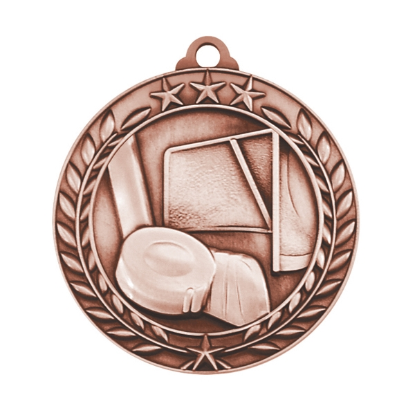 1 3/4'' HOCKEY MEDAL (B)