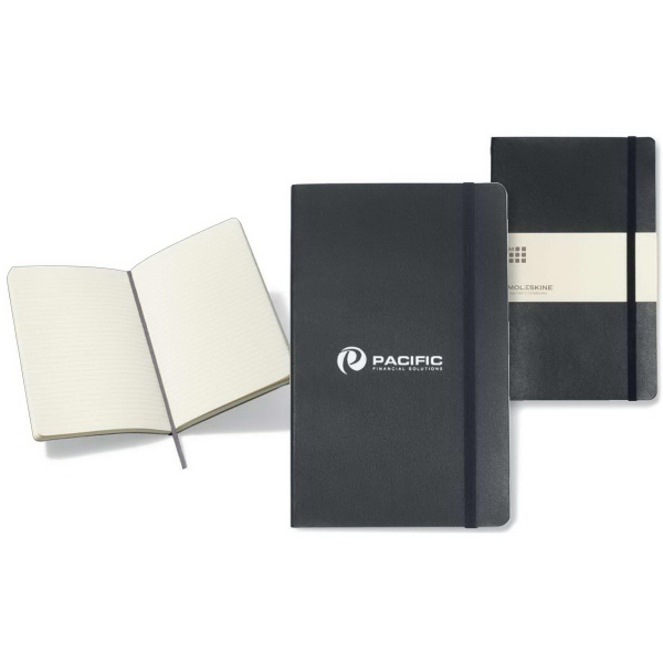 Moleskine (R) Soft Cover Ruled Large Notebook