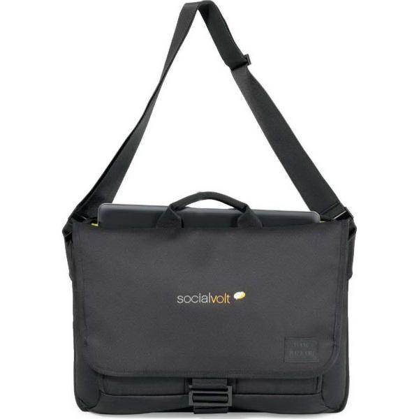 Isaac Mizrahi (TM) Computer Messenger Bag