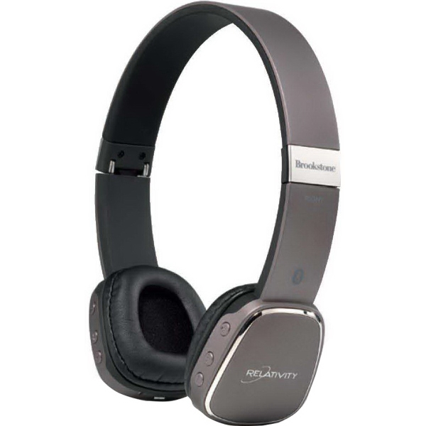 Brookstone (R) Pro Bluetooth (R) Headphones