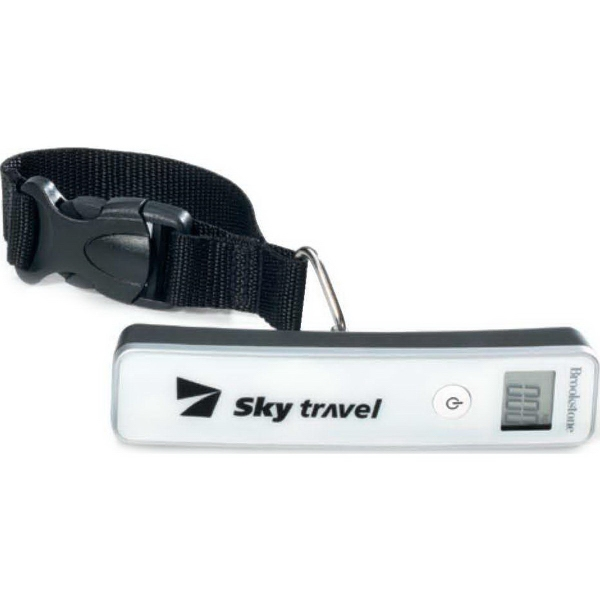 Brookstone (R) Digital Luggage Scale