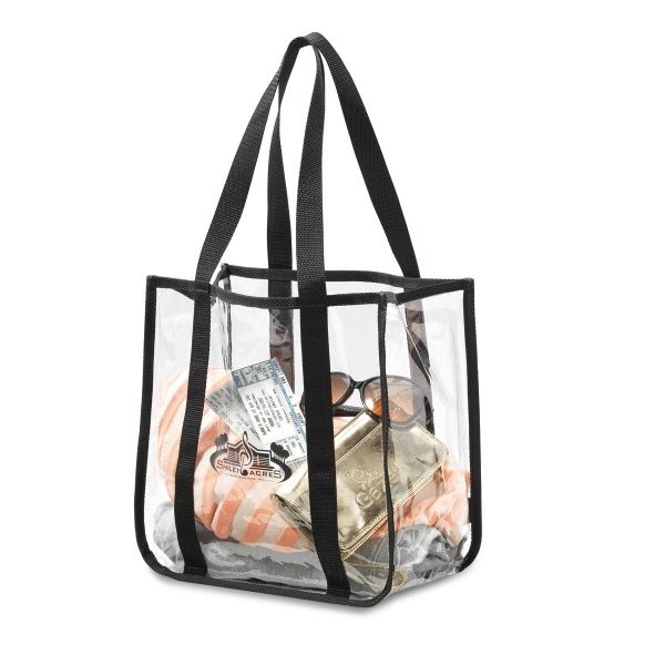 Clear Event Tote