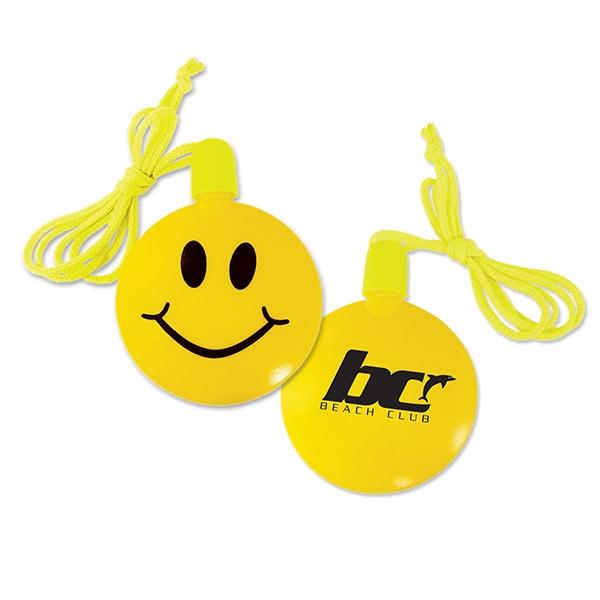 Smile Face Bubble Necklace