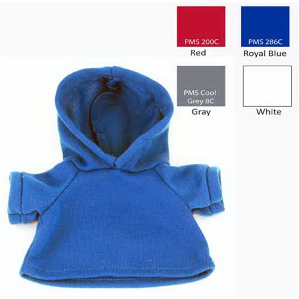 X-Large Hooded Sweatshirt for plush toy