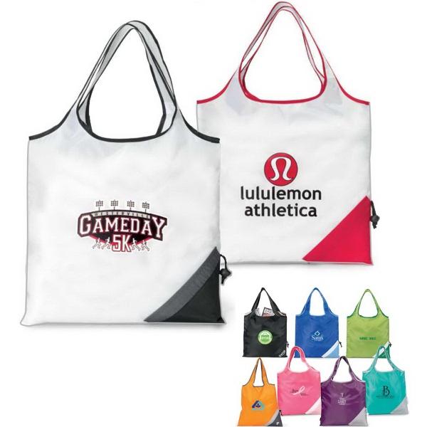 Latitudes Foldaway Shopper