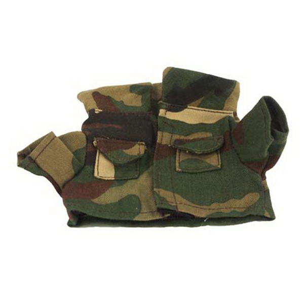 Large Military Jacket for plush toy