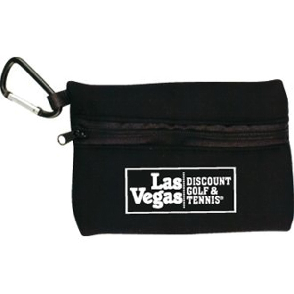 Neoprene Ditty Bag w/ Carabiner