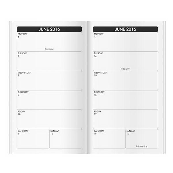 Bi-Weekly Planner Refill