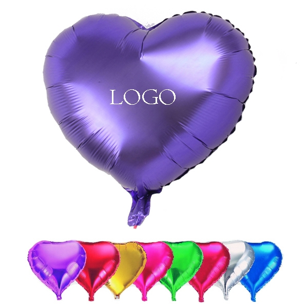 Heart Shaped PVC Balloon